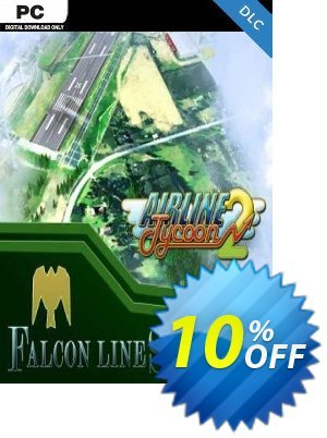 Airline Tycoon 2 Falcon Airlines DLC PC discount coupon Airline Tycoon 2 Falcon Airlines DLC PC Deal - Airline Tycoon 2 Falcon Airlines DLC PC Exclusive offer for iVoicesoft