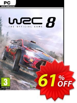 WRC 8 FIA World Rally Championship PC Coupon discount WRC 8 FIA World Rally Championship PC Deal - WRC 8 FIA World Rally Championship PC Exclusive offer for iVoicesoft