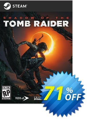 Shadow of the Tomb Raider PC discount coupon Shadow of the Tomb Raider PC Deal - Shadow of the Tomb Raider PC Exclusive offer for iVoicesoft
