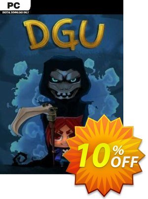 DGU Death God University PC 프로모션 코드 DGU Death God University PC Deal 프로모션: DGU Death God University PC Exclusive offer for iVoicesoft