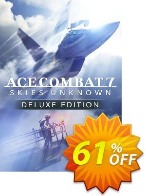 Ace Combat 7 Skies Unknown Deluxe Edition PC discount coupon Ace Combat 7 Skies Unknown Deluxe Edition PC Deal - Ace Combat 7 Skies Unknown Deluxe Edition PC Exclusive offer for iVoicesoft