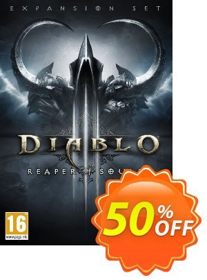 Diablo III 3 - Reaper of Souls Mac/PC Coupon discount Diablo III 3 - Reaper of Souls Mac/PC Deal