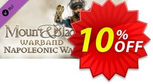 Mount & Blade Warband Napoleonic Wars PC discount coupon Mount & Blade Warband Napoleonic Wars PC Deal - Mount & Blade Warband Napoleonic Wars PC Exclusive offer for iVoicesoft