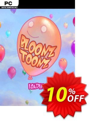 Bloonz Toonz PC Coupon discount Bloonz Toonz PC Deal - Bloonz Toonz PC Exclusive offer for iVoicesoft