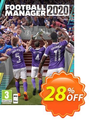 Football Manager 2020 PC Inc Beta (EU) discount coupon Football Manager 2020 PC Inc Beta (EU) Deal - Football Manager 2020 PC Inc Beta (EU) Exclusive offer for iVoicesoft