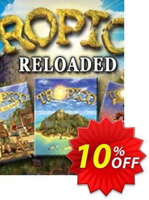 Tropico Reloaded PC discount coupon Tropico Reloaded PC Deal - Tropico Reloaded PC Exclusive offer for iVoicesoft