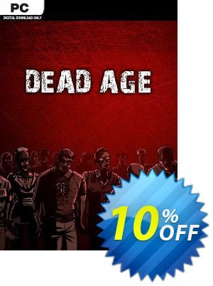 Dead Age PC Coupon discount Dead Age PC Deal. Promotion: Dead Age PC Exclusive offer for iVoicesoft