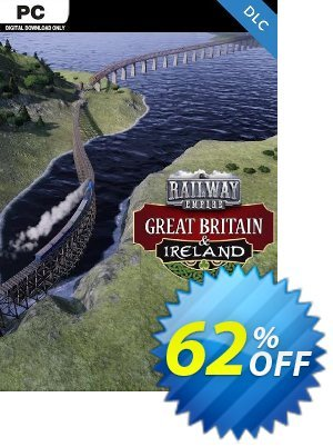 Railway Empire PC: Great Britain and Ireland DLC discount coupon Railway Empire PC: Great Britain and Ireland DLC Deal - Railway Empire PC: Great Britain and Ireland DLC Exclusive offer for iVoicesoft
