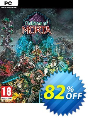 Children of Morta PC 優惠券,折扣碼 Children of Morta PC Deal,促銷代碼: Children of Morta PC Exclusive offer for iVoicesoft