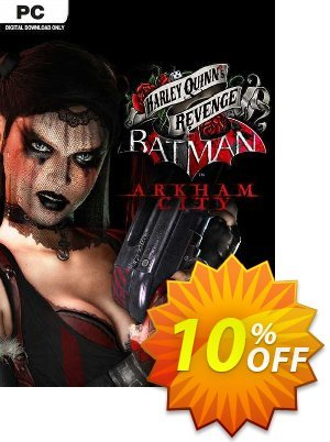 Batman Arkham City Harley Quinn's Revenge PC discount coupon Batman Arkham City Harley Quinn's Revenge PC Deal - Batman Arkham City Harley Quinn's Revenge PC Exclusive offer for iVoicesoft