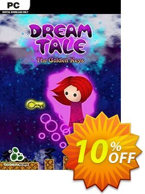 Dream Tale PC 優惠券,折扣碼 Dream Tale PC Deal,促銷代碼: Dream Tale PC Exclusive offer for iVoicesoft