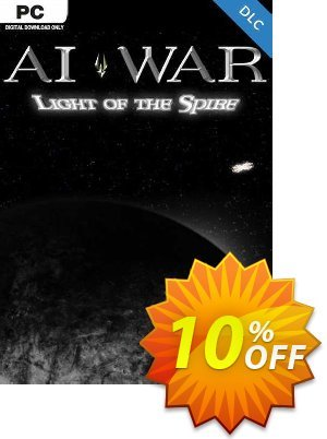 AI War Light of the Spire PC 優惠券,折扣碼 AI War Light of the Spire PC Deal,促銷代碼: AI War Light of the Spire PC Exclusive offer for iVoicesoft