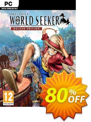 One Piece World Seeker Deluxe Edition PC discount coupon One Piece World Seeker Deluxe Edition PC Deal - One Piece World Seeker Deluxe Edition PC Exclusive offer for iVoicesoft