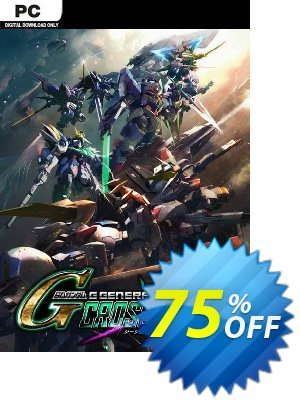 SD Gundam G Generation Cross Rays PC + Pre-Order Bonus discount coupon SD Gundam G Generation Cross Rays PC + Pre-Order Bonus Deal - SD Gundam G Generation Cross Rays PC + Pre-Order Bonus Exclusive offer for iVoicesoft