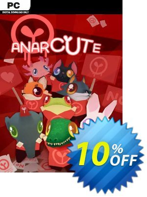 Anarcute PC Coupon, discount Anarcute PC Deal. Promotion: Anarcute PC Exclusive offer for iVoicesoft