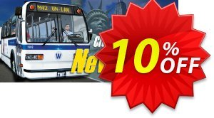 New York Bus Simulator PC discount coupon New York Bus Simulator PC Deal - New York Bus Simulator PC Exclusive offer for iVoicesoft