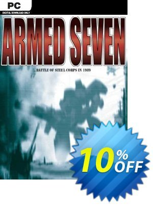 ARMED SEVEN PC Coupon, discount ARMED SEVEN PC Deal. Promotion: ARMED SEVEN PC Exclusive offer for iVoicesoft