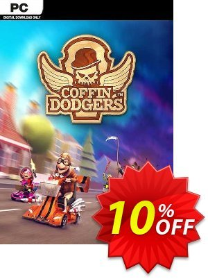 Coffin Dodgers PC 優惠券,折扣碼 Coffin Dodgers PC Deal,促銷代碼: Coffin Dodgers PC Exclusive offer for iVoicesoft