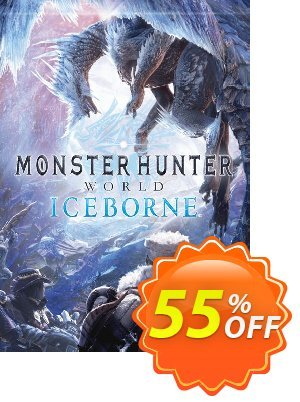 Monster Hunter World: Iceborne PC + DLC discount coupon Monster Hunter World: Iceborne PC + DLC Deal - Monster Hunter World: Iceborne PC + DLC Exclusive offer for iVoicesoft