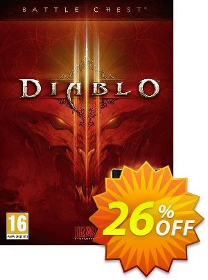 Diablo III 3 Battle Chest PC Coupon, discount Diablo III 3 Battle Chest PC Deal. Promotion: Diablo III 3 Battle Chest PC Exclusive offer for iVoicesoft