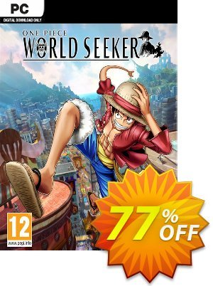 One Piece World Seeker PC 優惠券,折扣碼 One Piece World Seeker PC Deal,促銷代碼: One Piece World Seeker PC Exclusive offer for iVoicesoft