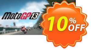 MotoGP13 PC Coupon discount MotoGP13 PC Deal. Promotion: MotoGP13 PC Exclusive offer for iVoicesoft