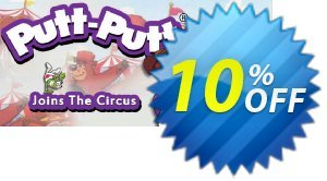 PuttPutt Joins the Circus PC 프로모션 코드 PuttPutt Joins the Circus PC Deal 프로모션: PuttPutt Joins the Circus PC Exclusive offer for iVoicesoft