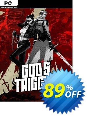 God's Trigger PC 優惠券,折扣碼 God's Trigger PC Deal,促銷代碼: God's Trigger PC Exclusive offer for iVoicesoft