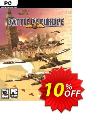 Battle Of Europe PC 프로모션 코드 Battle Of Europe PC Deal 프로모션: Battle Of Europe PC Exclusive offer for iVoicesoft