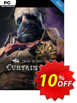Dead by Daylight PC - Curtain Call Chapter DLC Coupon discount Dead by Daylight PC - Curtain Call Chapter DLC Deal - Dead by Daylight PC - Curtain Call Chapter DLC Exclusive offer for iVoicesoft