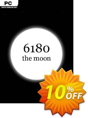 6180 the moon PC 優惠券,折扣碼 6180 the moon PC Deal,促銷代碼: 6180 the moon PC Exclusive offer for iVoicesoft