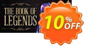 The Book of Legends PC 優惠券,折扣碼 The Book of Legends PC Deal,促銷代碼: The Book of Legends PC Exclusive offer for iVoicesoft