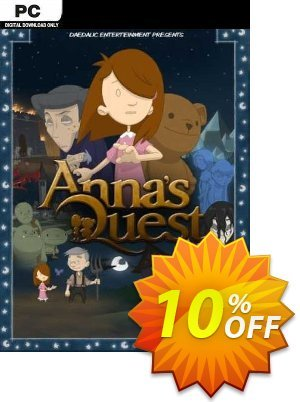 Anna's Quest PC 優惠券,折扣碼 Anna's Quest PC Deal,促銷代碼: Anna's Quest PC Exclusive offer for iVoicesoft