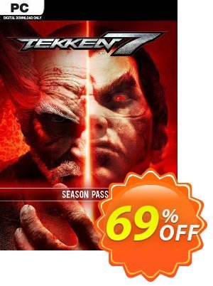 Tekken 7 - Season Pass 2 PC discount coupon Tekken 7 - Season Pass 2 PC Deal - Tekken 7 - Season Pass 2 PC Exclusive offer for iVoicesoft