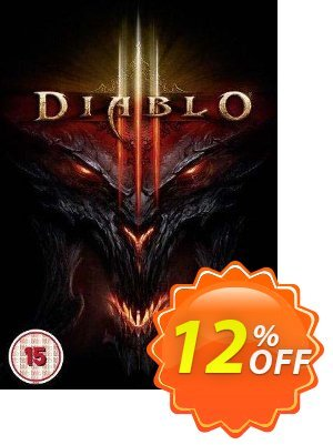 Diablo III 3 (PC/Mac) 프로모션 코드 Diablo III 3 (PC/Mac) Deal 프로모션: Diablo III 3 (PC/Mac) Exclusive offer for iVoicesoft