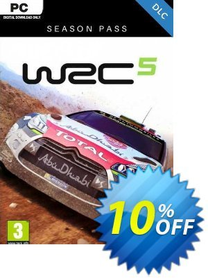 WRC 5 Season Pass PC 프로모션 코드 WRC 5 Season Pass PC Deal 프로모션: WRC 5 Season Pass PC Exclusive offer for iVoicesoft