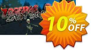 Zombie Camp Last Survivor PC discount coupon Zombie Camp Last Survivor PC Deal - Zombie Camp Last Survivor PC Exclusive offer for iVoicesoft