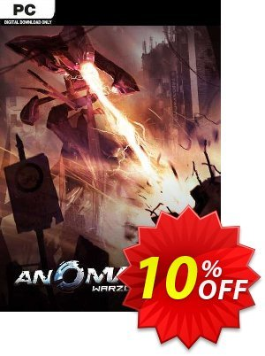 Anomaly Warzone Earth Mobile Campaign PC discount coupon Anomaly Warzone Earth Mobile Campaign PC Deal - Anomaly Warzone Earth Mobile Campaign PC Exclusive offer for iVoicesoft