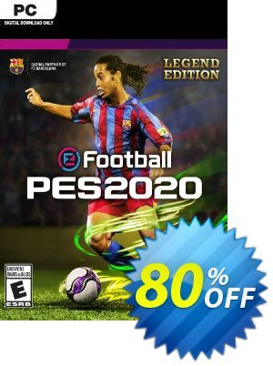 eFootball PES 2020 Legend Edition PC discount coupon eFootball PES 2020 Legend Edition PC Deal - eFootball PES 2020 Legend Edition PC Exclusive offer for iVoicesoft