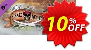 Tropico 4 Pirate Heaven DLC PC discount coupon Tropico 4 Pirate Heaven DLC PC Deal - Tropico 4 Pirate Heaven DLC PC Exclusive offer for iVoicesoft