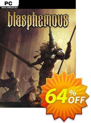 Blasphemous PC Coupon discount Blasphemous PC Deal - Blasphemous PC Exclusive offer for iVoicesoft