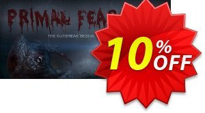 Primal Fears PC 프로모션 코드 Primal Fears PC Deal 프로모션: Primal Fears PC Exclusive offer for iVoicesoft