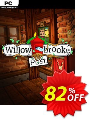 Willowbrooke Post - Story-Based Management Game PC 優惠券,折扣碼 Willowbrooke Post - Story-Based Management Game PC Deal,促銷代碼: Willowbrooke Post - Story-Based Management Game PC Exclusive offer for iVoicesoft