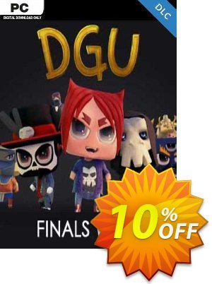 DGU Finals Week PC Gutschein rabatt DGU Finals Week PC Deal Aktion: DGU Finals Week PC Exclusive offer for iVoicesoft