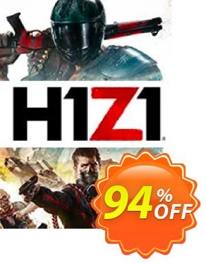 H1Z1 PC + DLC discount coupon H1Z1 PC + DLC Deal - H1Z1 PC + DLC Exclusive offer for iVoicesoft
