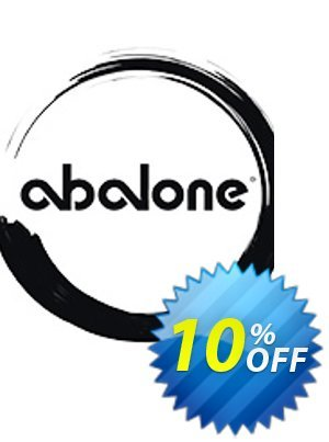 Abalone PC 優惠券,折扣碼 Abalone PC Deal,促銷代碼: Abalone PC Exclusive offer for iVoicesoft