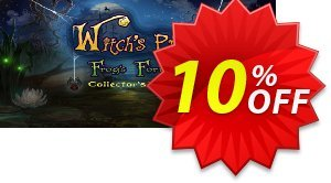 Witch's Pranks Frog's Fortune Collector's Edition PC 프로모션 코드 Witch's Pranks Frog's Fortune Collector's Edition PC Deal 프로모션: Witch's Pranks Frog's Fortune Collector's Edition PC Exclusive offer for iVoicesoft