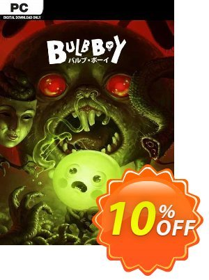 Bulb Boy PC 優惠券,折扣碼 Bulb Boy PC Deal,促銷代碼: Bulb Boy PC Exclusive offer for iVoicesoft