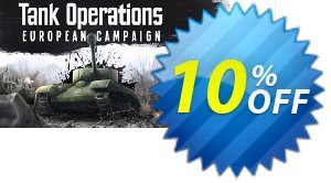 Tank Operations European Campaign PC 優惠券,折扣碼 Tank Operations European Campaign PC Deal,促銷代碼: Tank Operations European Campaign PC Exclusive offer for iVoicesoft