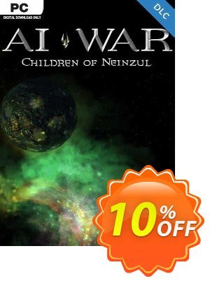AI War Children of Neinzul PC Coupon discount AI War Children of Neinzul PC Deal - AI War Children of Neinzul PC Exclusive offer for iVoicesoft